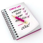 2012 Online Marketing Master Checklist