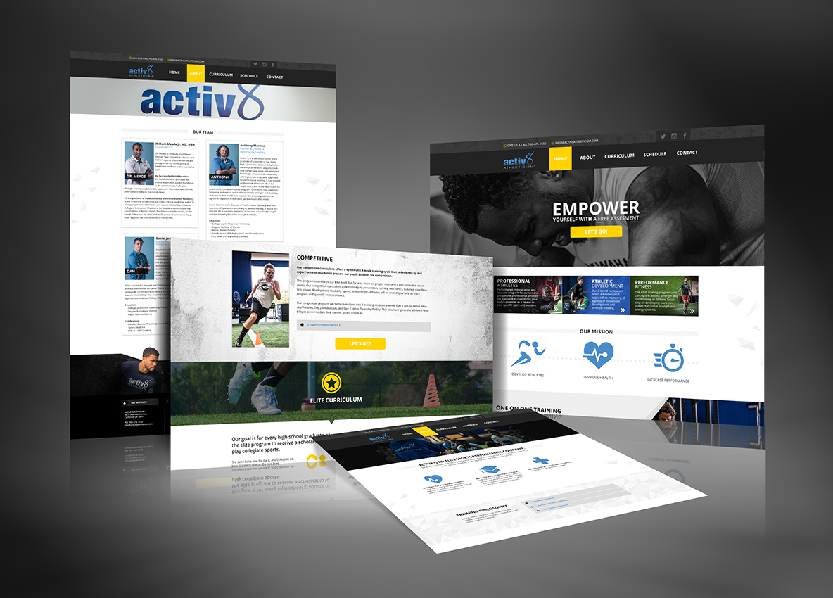 Iets Nieuws Web Design Portfolio | Austin Web Design Services | Websites that #VQ07